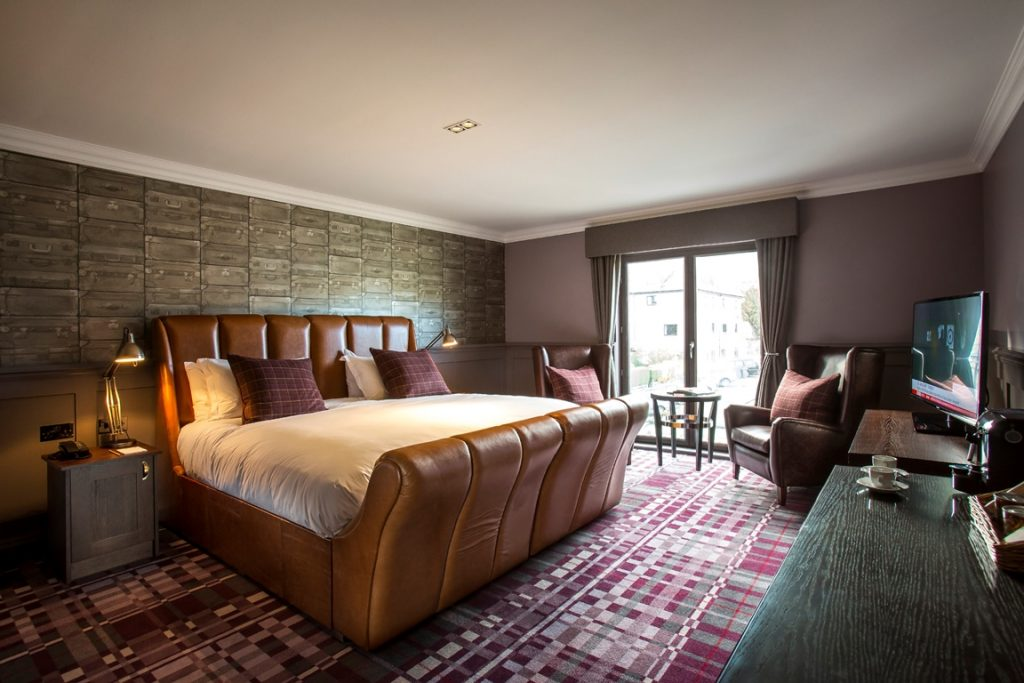 Sharkey Hospitality Sector Fit-out and Bespoke Manufacturing - Hotel du Vin