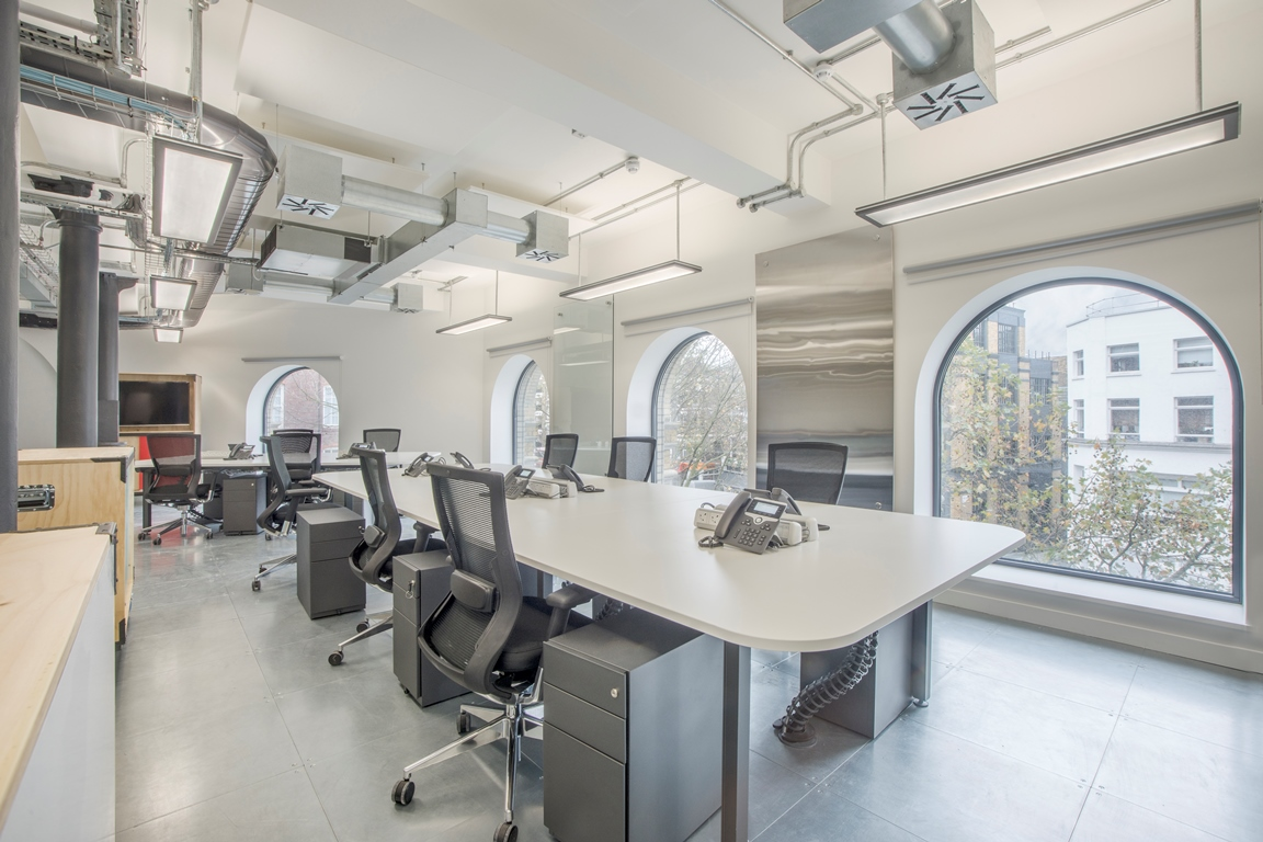 Sharkey Commercial Fit-out - Tesco Digital Offices