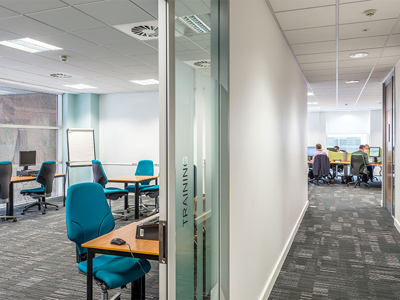 Lloyds Banking Group Contact Centre Sharkey
