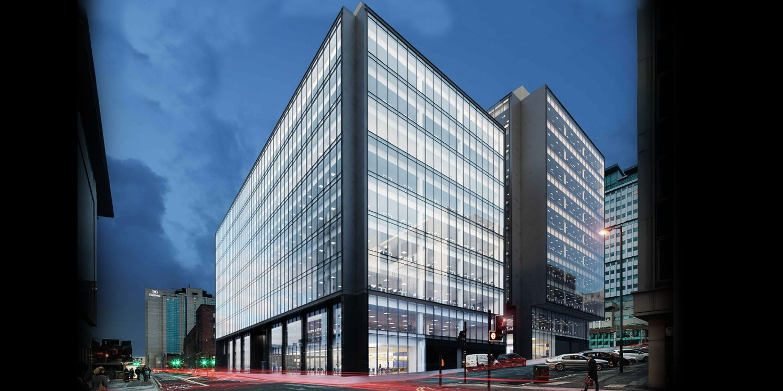 Sharkey Delivering For Global Investment Bank Morgan