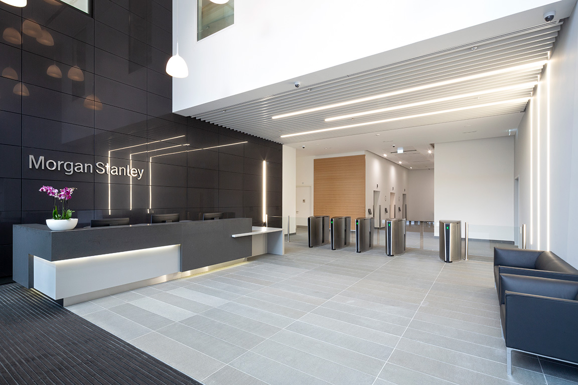 Royal Bank Of Scotland Data Centre Sharkey